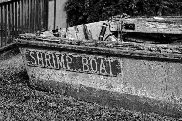 Monochrome Beginner Open_Shrimp Boat_Patricia Pascale_20170223_Honorable Mention